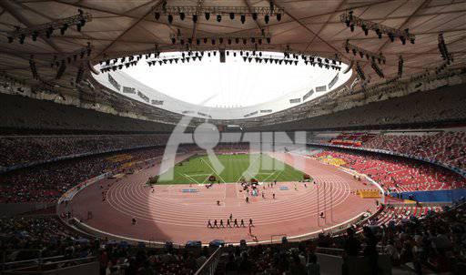 北京奥运场