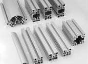 国标铝型材三维图