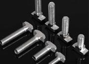 铝型材配件三维图