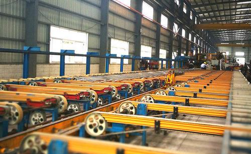 铝加工业产量