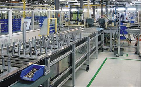 如何让铝型材工作台结构牢固