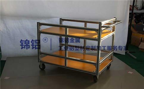 铝型材物料车