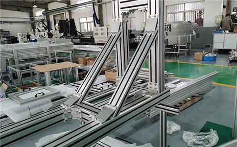 铝型材表面拉丝工艺
